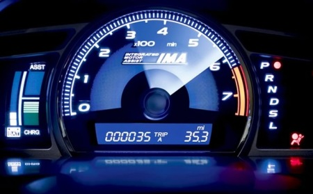 2007-civic-hybrid-gauges